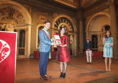 Guo Pei - Keys of Florence | Dorin Vasilescu