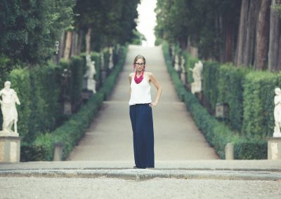 Fashion Photographer in Florence