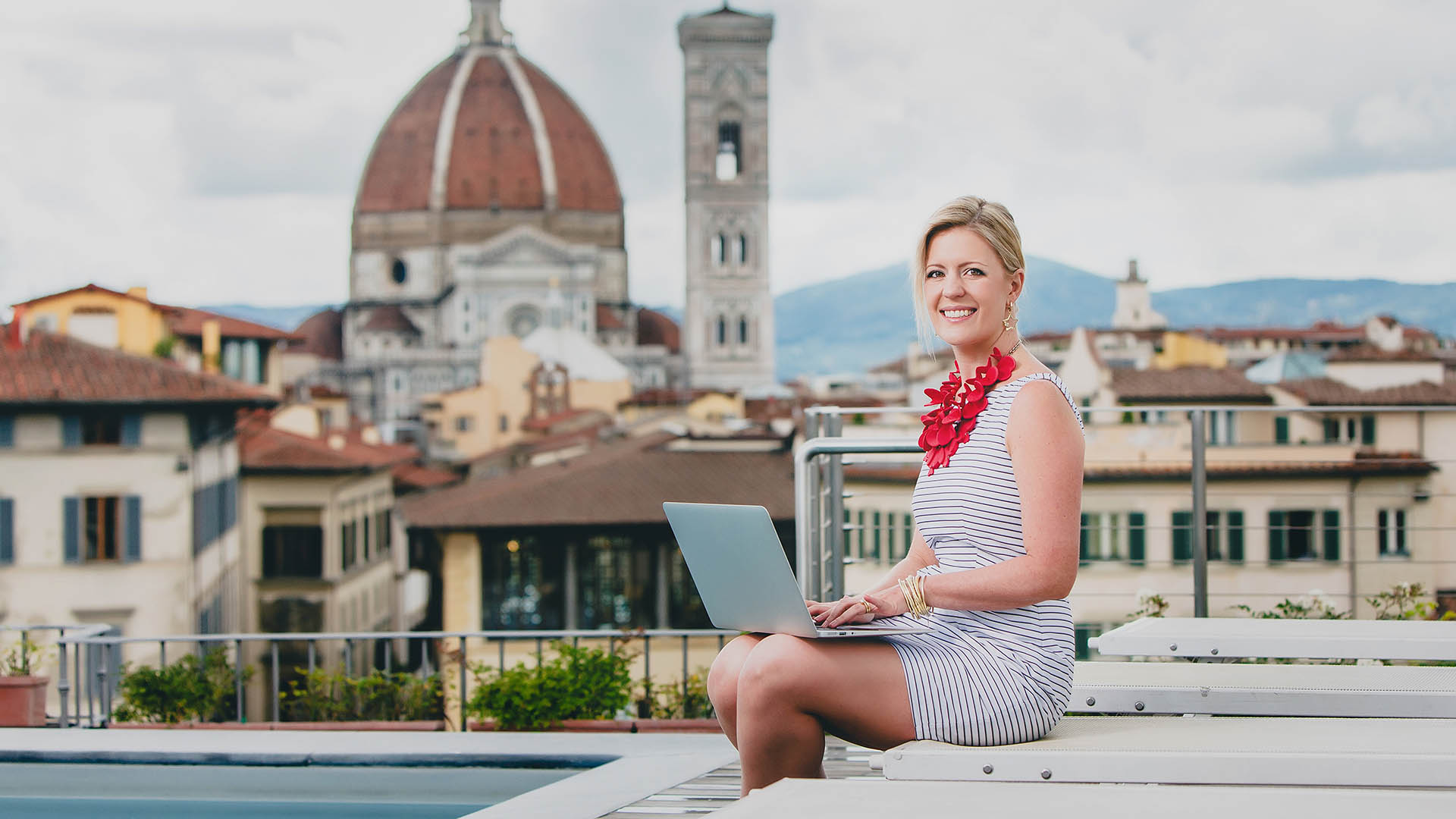 Personal Branding Photographer in Florence and Tuscany